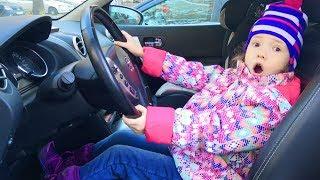 We Are in the Car - Song | + More Nursery Rhymes - Ulya