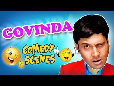 Govinda Comedy Scenes {HD} - Weekend Comedy Special - Indian Comedy