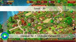 Gardens Inc 3 - A Bridal Pursuit CE - Level 35