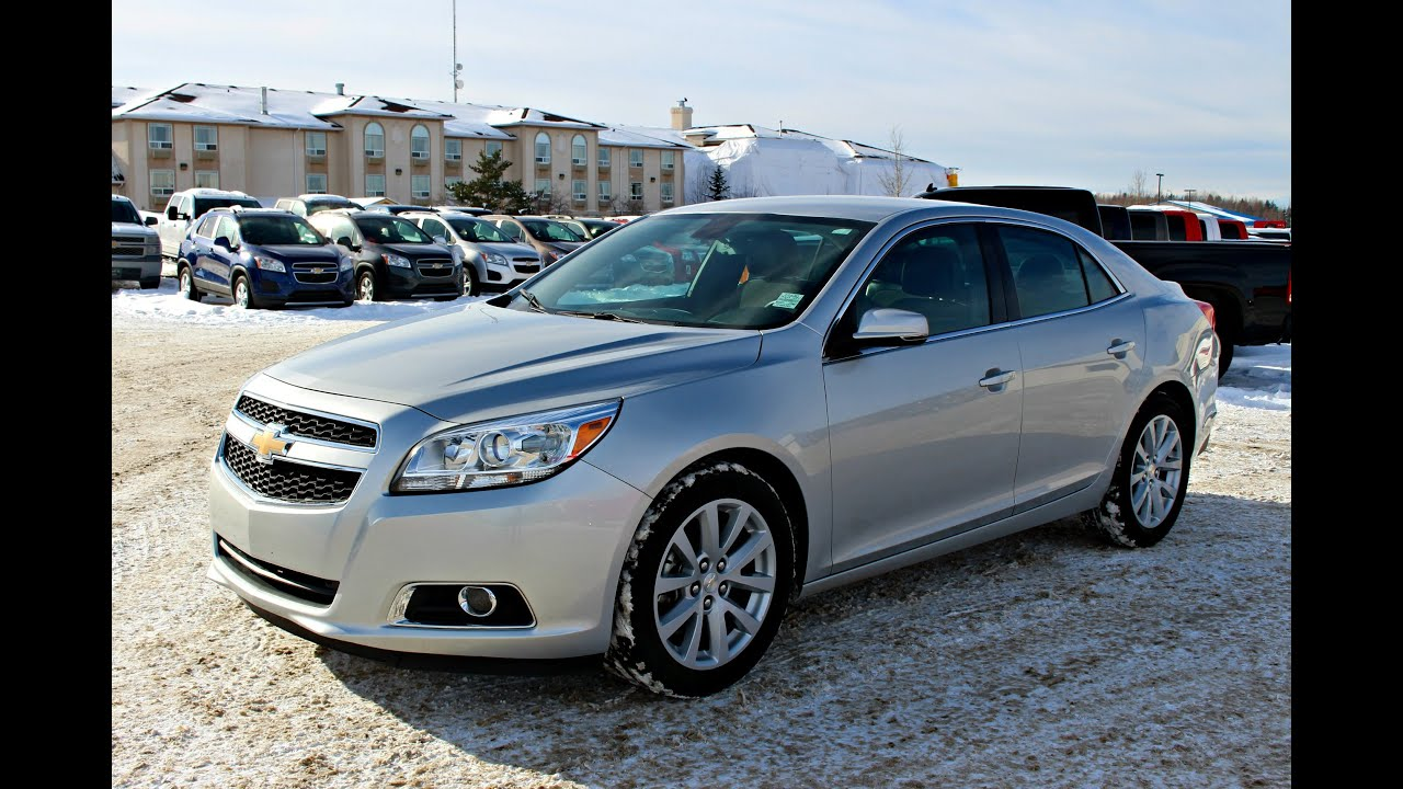 2013 chevrolet malibu 2lt in review rocky mountain house. Black Bedroom Furniture Sets. Home Design Ideas