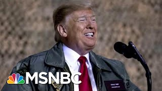 President Donald Trump To Troops: 'We're No Longer Suckers Of The World' | Hardball | MSNBC