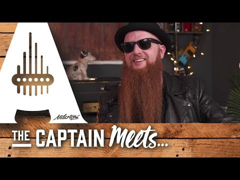 The Capt. Meets Mikey Demus (of Skindred!)