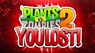 Plants vs Zombies 2 - PRZEGRYWAMY!