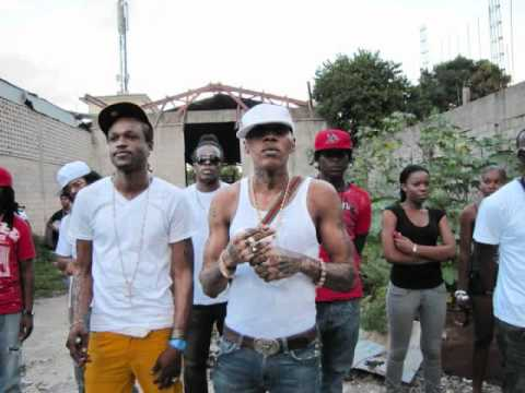 Vybz Kartel Interview With Cliff Hughes Reports That Isaiah Laing Threatens Him  & Cory Todd PT 2OF2