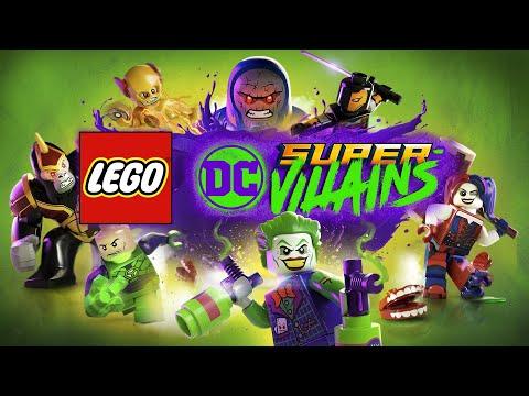 Lego DC Super-Villains - ПЕРВЫЙ ВЗГЛЯД