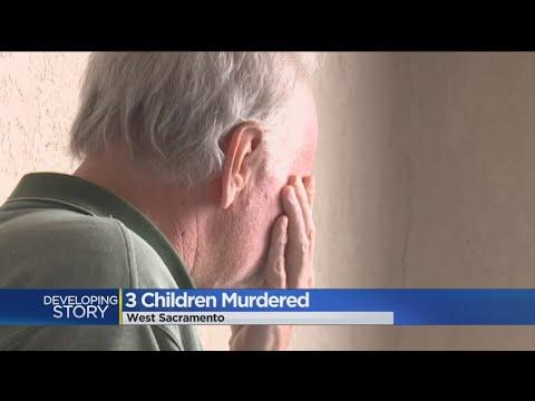 Neighbors Mourn 3 Children Killed In West Sacramento Apartment