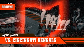 Browns vs. Bengals Hype Video (Week 14) | Cleveland Browns