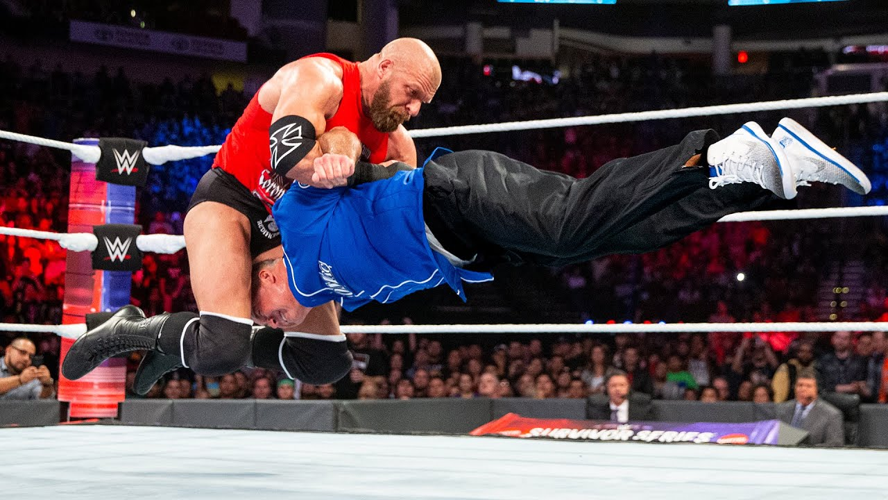 Download Raw vs. SmackDown at Survivor Series full matches live stream