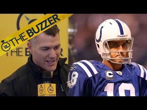Adam Vinatieri explains how intense Peyton Manning can get