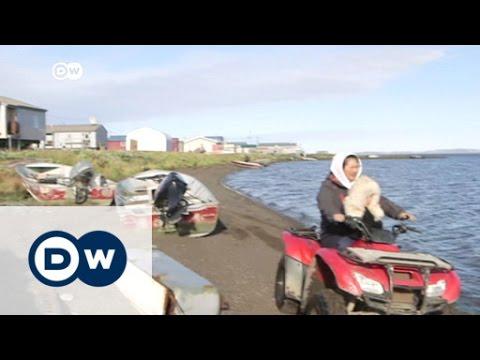 Kivalina: Meer bedroht Dorf in Alaska | DW Nachrichten