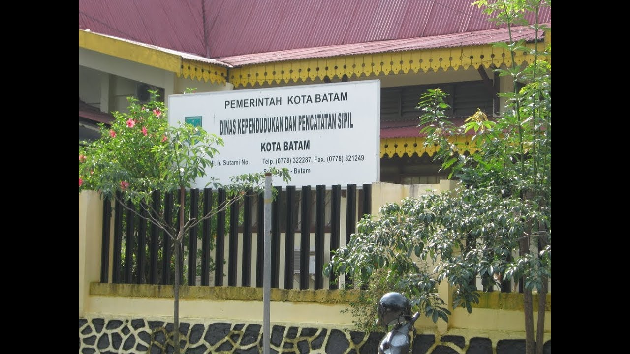 Innovation Of The Batam City Population And Civil Registration Service Management Of Online Files Through Disdukcapilbisa Batam Go Id Kepri Tourism