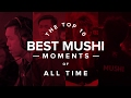 Top 10 Best Mushi Moments (Dota 2)