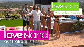 Two New Arrivals and a spicy game of Truth or Dare | Love Island Australia 2018
