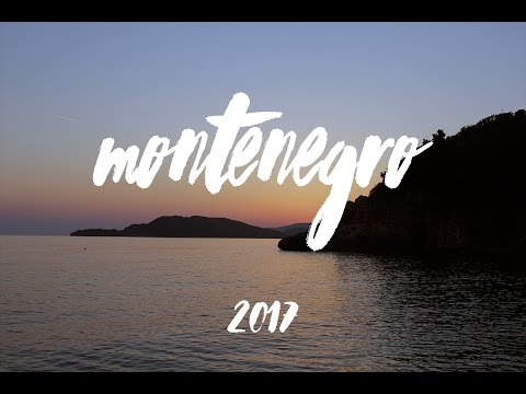MONTENEGRO 2017 - Travel video