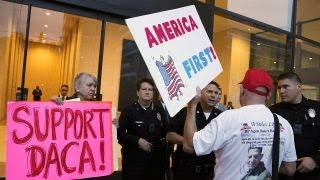 Could a DACA bipartisan deal be set in principle?
