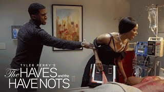 Veronica's Shocking Hospital Visit | Tyler Perry's The Haves and the Have Nots | OWN