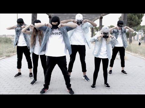 BEND OVA - Lil Jon ft Tyga   Choreography by Hugo Rosales