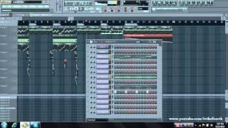 FL Studio 9- Video Game Rap Beat (Free Download)