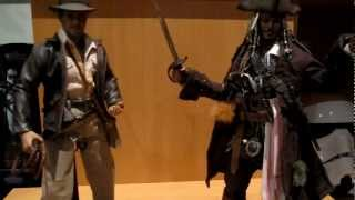 Retrospective - Hot Toys DX05 Indiana Jones and DX06 Jack Sparrow