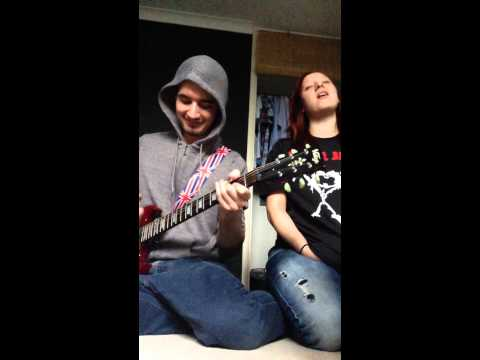 Paramore - Now COVER by Anna & Scott
