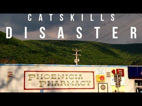 Disaster in the Catskills - Catskills Travel Vlog