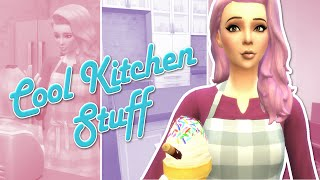 The Sims 4 Cool Kitchen Stuff | Overview