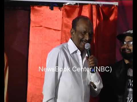 Vijay sethupathi new cinema promotion show in EA mall Chennai