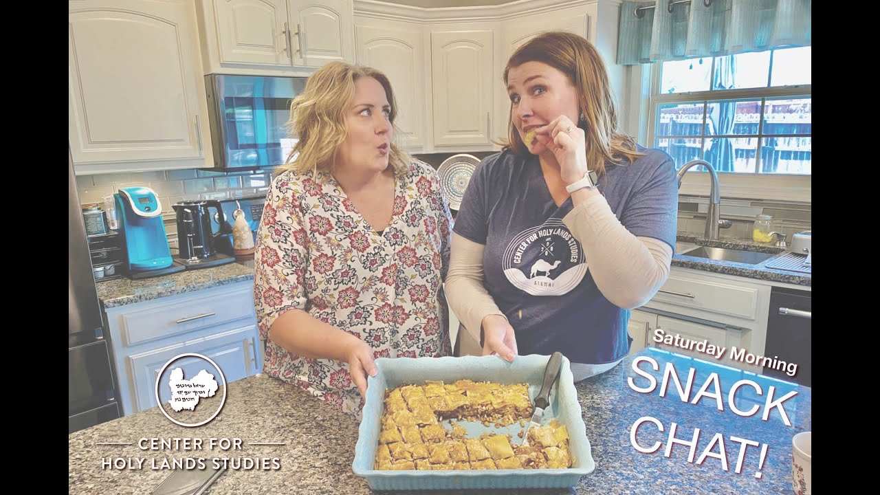 CHLS Snack Chat | Baklava