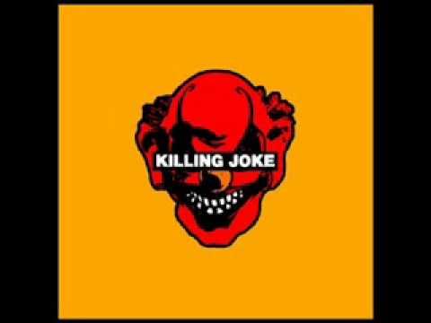 Killing Joke - You'll never get to me