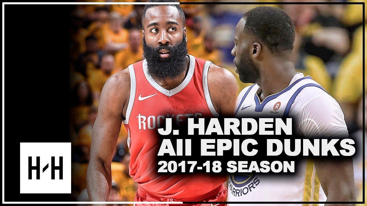 james-harden-all-dunks-from-2017-2018-nba-season-draymond-approves