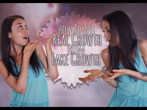 How To Tell Real Growth From  Fake Growth!