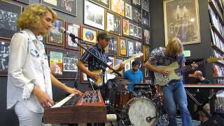 "Tennis ""I'm Calling"" Live at Twist & Shout 9/15/14"