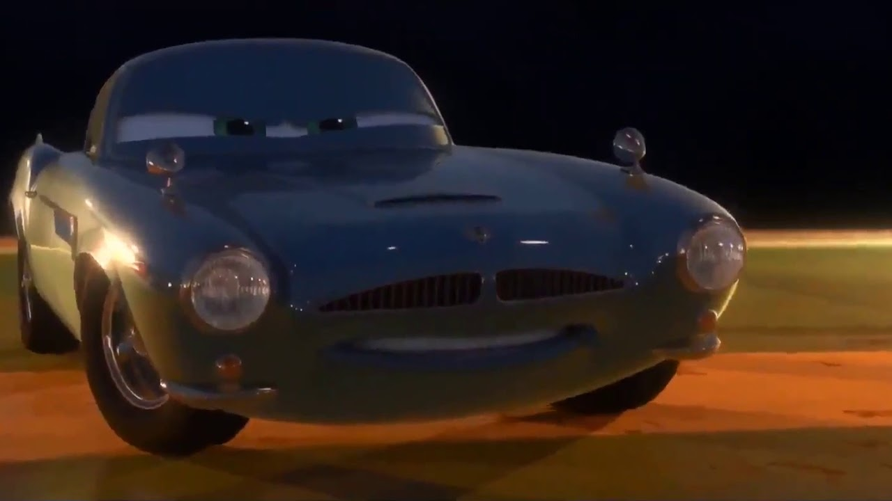 Uncategorized Finn Mcmissile Car cars 2 finn mcmissile escape clip youtube clip
