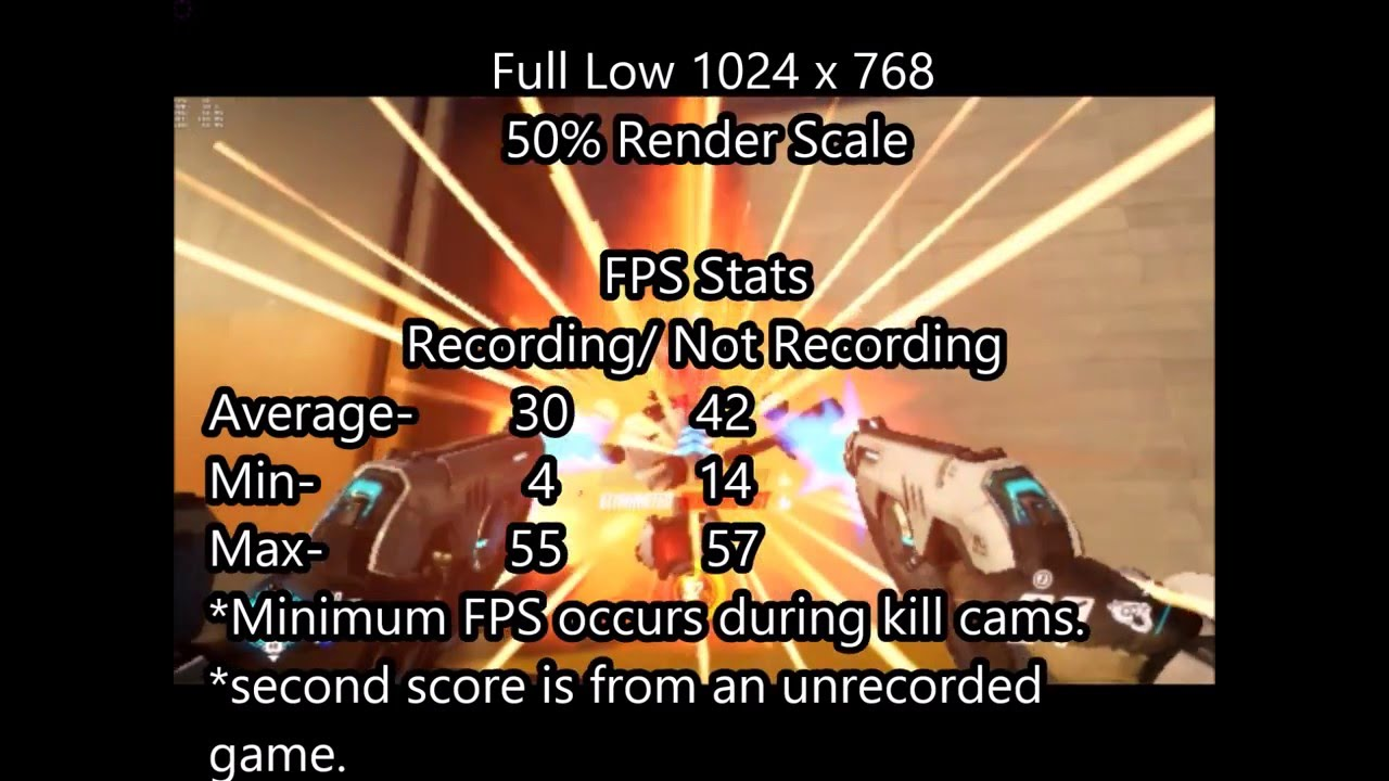 how to get fps boost in overwatch