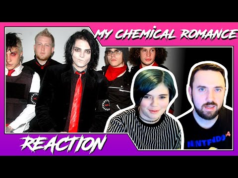My Chemical Romance | Dad and Daughter Reaction | Felt Emo Might Delete