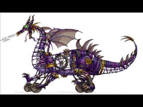 festival of fantasy parade Dragon Unit Theme (Instru)