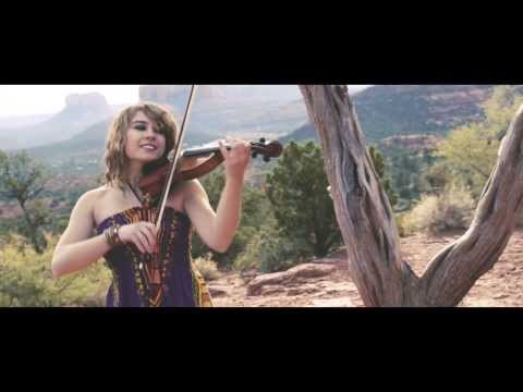 Circle of Life on Violin (The Lion King) - Taylor Davis Travel Video