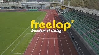 Timing system for Track and field - workout with Freelap