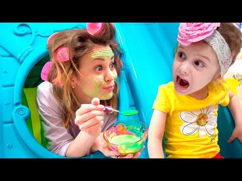 Ева и история забавных детей