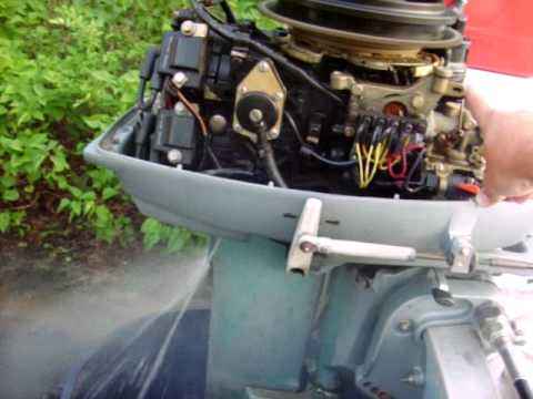 Yamaha Outboard Motor Stalling Problems