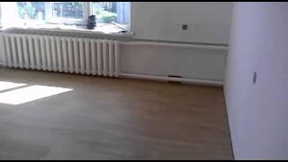 Как на старый пол положить ламинат(Надо было на старый пол,который был винтом,положить ламинат.Клип о том как мы справились с этой проблемой., 2013-06-29T07:23:25.000Z)