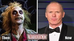 Beetlejuice (1988) Cast Then And Now ★ 2020 (Before And After)