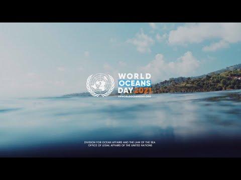 Announcing UN World Oceans Day 2021