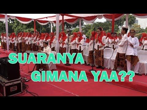 Ini Kolaborasi SMP 6 Surabaya Dalam Paduan Suara!!