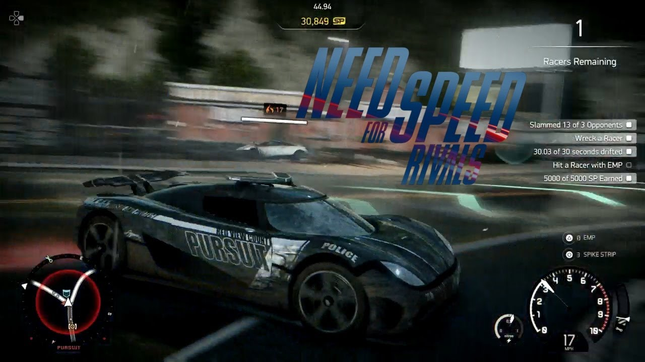 Police Cop Car Live Wallpaper Quot Need For Speed Rivals Quot Multiplayer Gameplay Ps4 Xbox