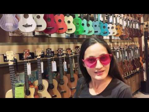 How to Shop for a New Ukulele with Taimane Gardner