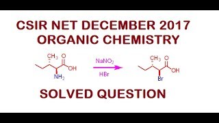 Chemical sciences.