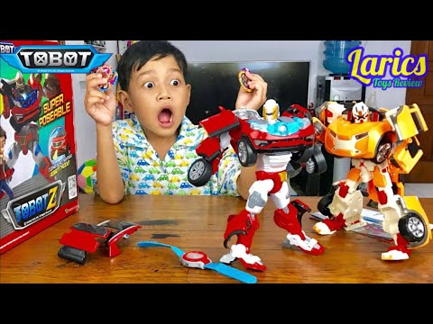 Tobot Z vs Tobot X (YoungToys) - Which is good ???