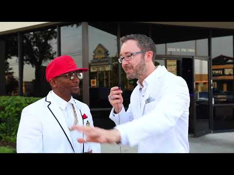 Scott Free: Houston's Spoken Word Poet