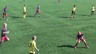 2 ФК Атлет U13  Киев -  ФК Юниор Спорт U13  Киев (10+1) 6.09.2020